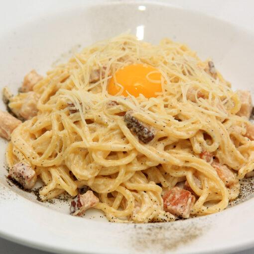 Спагетті-Карбонара